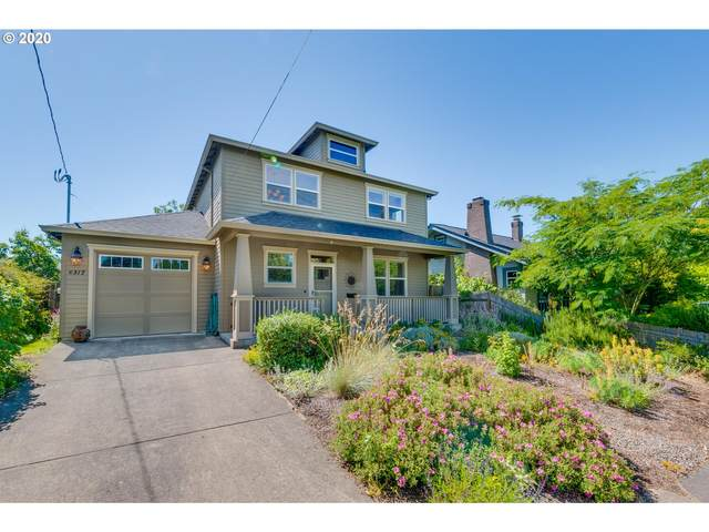 6317 NE 9TH Ave, Portland, OR 97211 (MLS #20024678) :: Holdhusen Real Estate Group