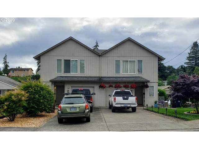235 S 3RD St, St. Helens, OR 97051 (MLS #20024718) :: Next Home Realty Connection