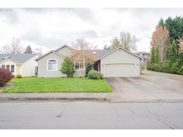 2213 NW 113TH St, Vancouver, WA 98685 (MLS #20024772) :: Change Realty