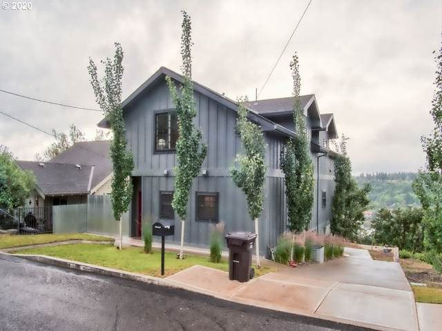 4511 Riverview Ave, West Linn, OR 97068 (MLS #20025211) :: Coho Realty