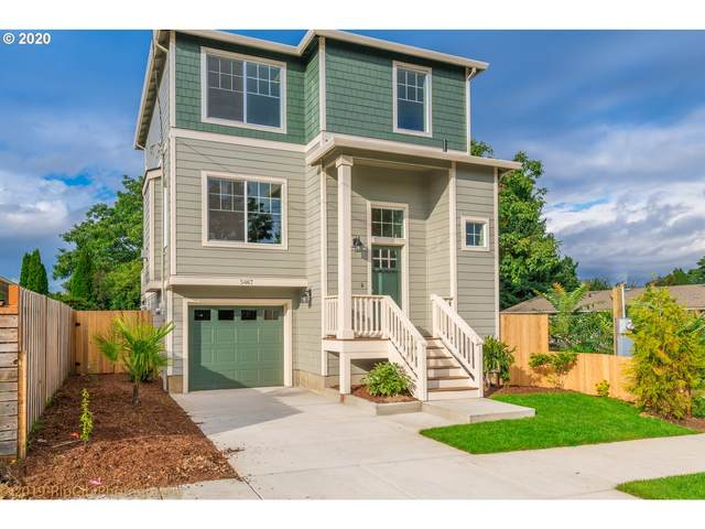5467 N Cecelia St, Portland, OR 97203 (MLS #20025365) :: Homehelper Consultants