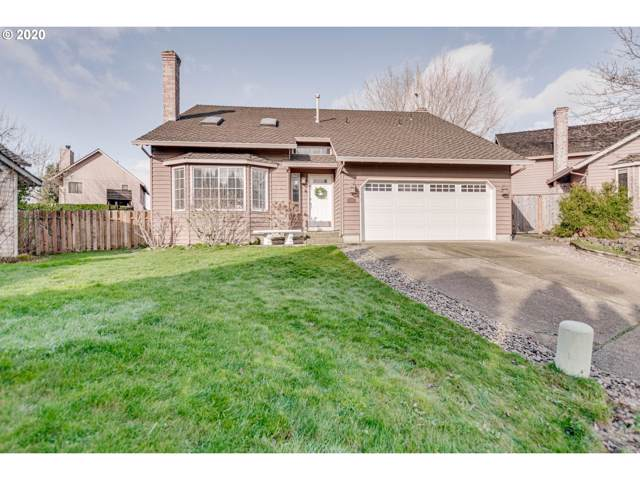 12767 SW Sorrel Dock Ct, Tigard, OR 97223 (MLS #20025367) :: Next Home Realty Connection