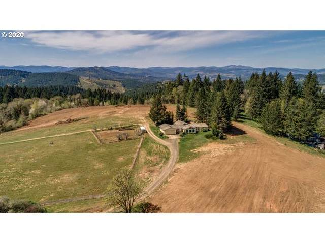 28405 NW Olson Rd, Gaston, OR 97119 (MLS #20025490) :: Coho Realty