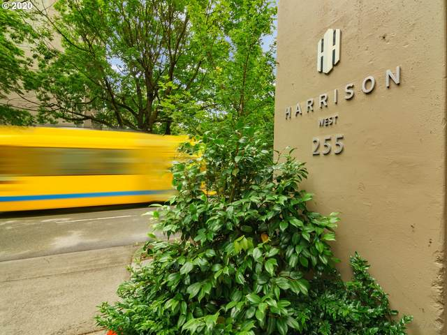 255 SW Harrison St 21A, Portland, OR 97201 (MLS #20025649) :: Beach Loop Realty