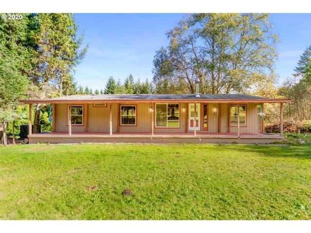 37813 NE 208TH Ave, Yacolt, WA 98675 (MLS #20025655) :: Song Real Estate