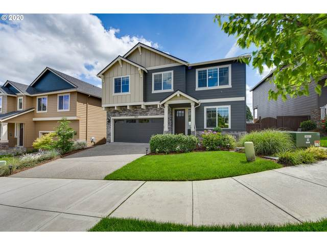 10602 NW Glenmore Way, Portland, OR 97229 (MLS #20026977) :: Cano Real Estate