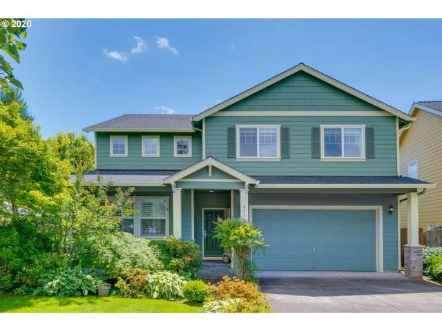 4310 NW 12TH Ave, Camas, WA 98607 (MLS #20028259) :: Song Real Estate