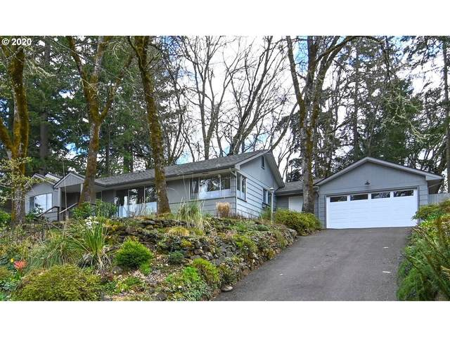 552 E 39TH Pl, Eugene, OR 97405 (MLS #20028503) :: Song Real Estate