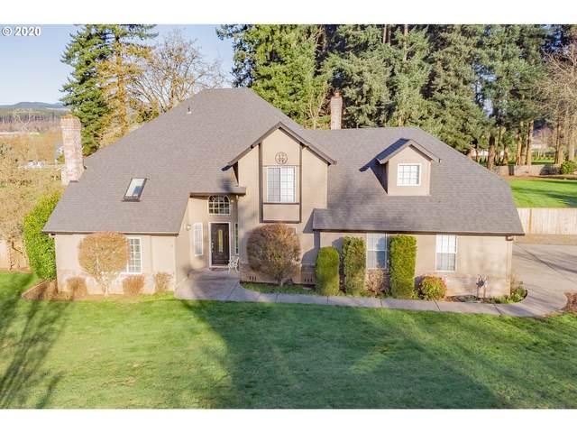 1509 NE 194TH Ave, Camas, WA 98607 (MLS #20028517) :: Brantley Christianson Real Estate