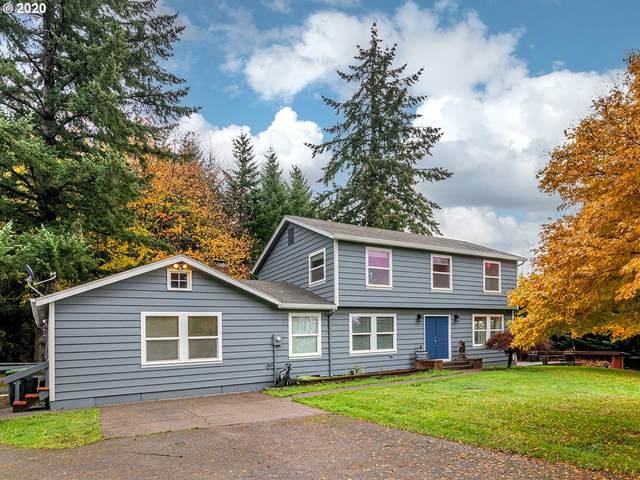 60496 Robinette Rd, St. Helens, OR 97051 (MLS #20028825) :: Premiere Property Group LLC