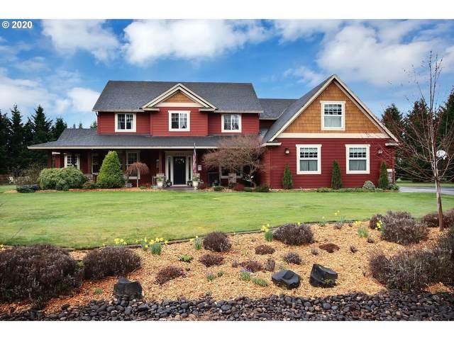 5201 NE 259TH Cir, Ridgefield, WA 98642 (MLS #20029472) :: McKillion Real Estate Group