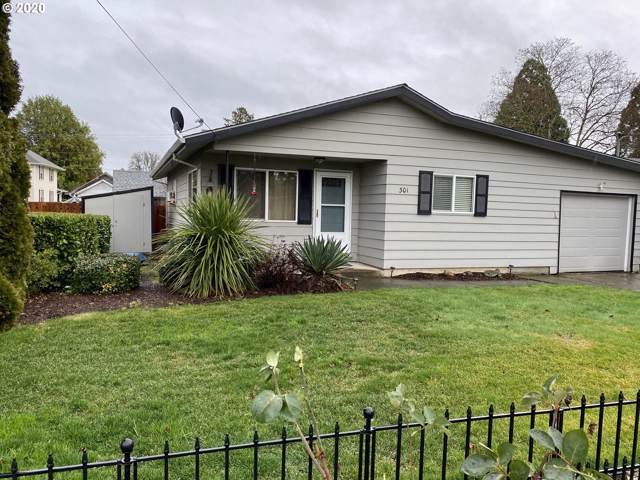 301 Metzler St, Molalla, OR 97038 (MLS #20029532) :: Next Home Realty Connection