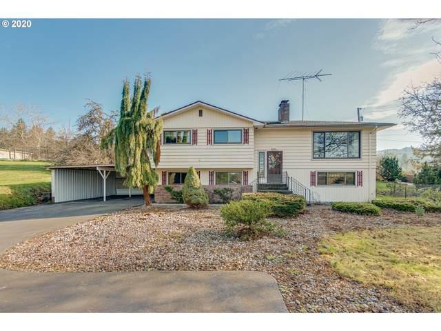 214 Fishpond Rd, Kelso, WA 98626 (MLS #20029589) :: Premiere Property Group LLC