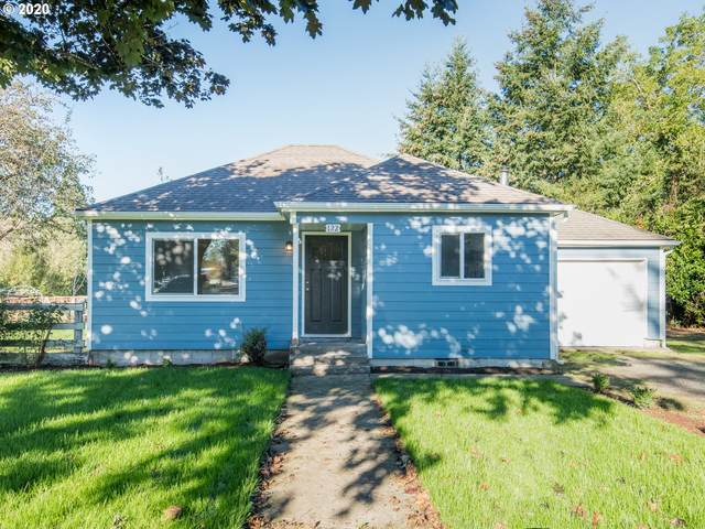 122 N Cole Ave, Molalla, OR 97038 (MLS #20029730) :: Lux Properties