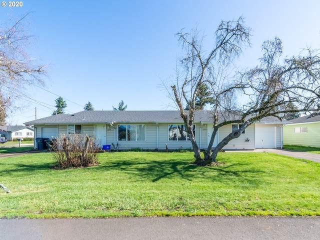 1203 N Park Ave, Eugene, OR 97404 (MLS #20029930) :: Song Real Estate