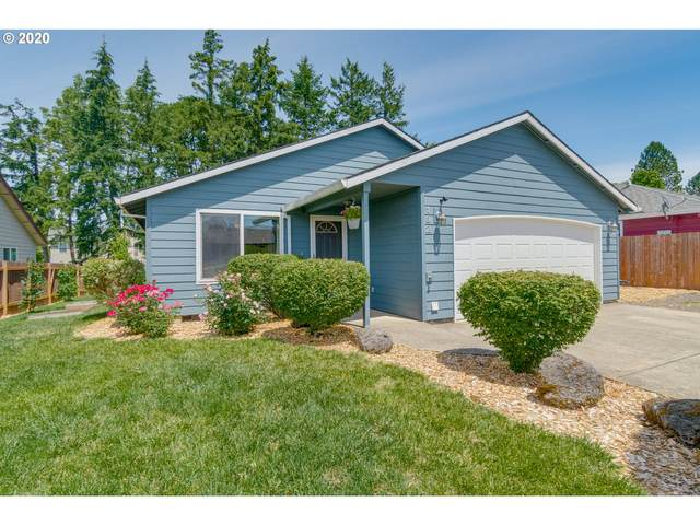 132 Getchell Ct, Amity, OR 97101 (MLS #20029937) :: Townsend Jarvis Group Real Estate