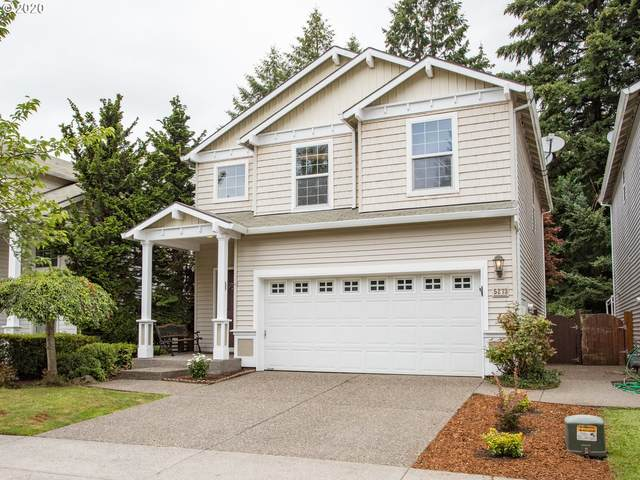 5273 NE Candlewood Pl, Hillsboro, OR 97124 (MLS #20029985) :: Premiere Property Group LLC