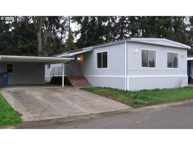 6610 NW Whitney Rd #137, Vancouver, WA 98665 (MLS #20030659) :: Fox Real Estate Group