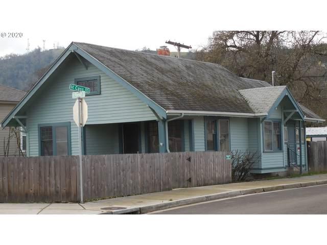 706 SE Parrott St, Roseburg, OR 97470 (MLS #20030780) :: Change Realty