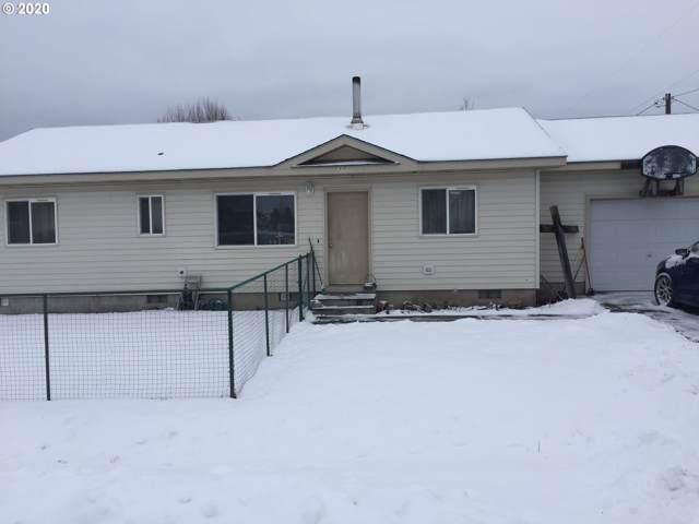 255 S Washington St, Prairie City, OR 97869 (MLS #20030821) :: McKillion Real Estate Group