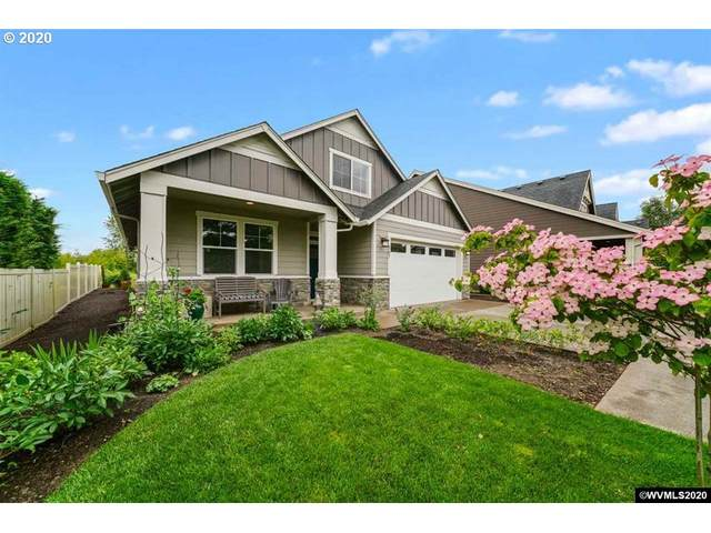 567 Turnberry Ave, Woodburn, OR 97071 (MLS #20031229) :: The Liu Group