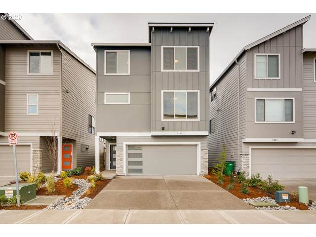 7563 SW Steinbach Ter, Beaverton, OR 97007 (MLS #20031399) :: Gustavo Group