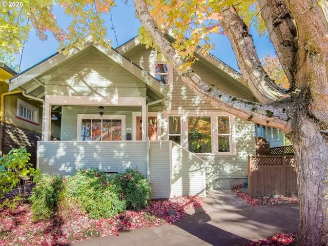 3135 SE Alder Ct, Portland, OR 97214 (MLS #20031562) :: Holdhusen Real Estate Group