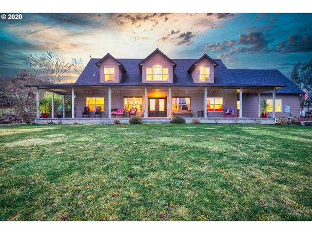 423 Dodson View Rd, Roseburg, OR 97471 (MLS #20031779) :: Townsend Jarvis Group Real Estate