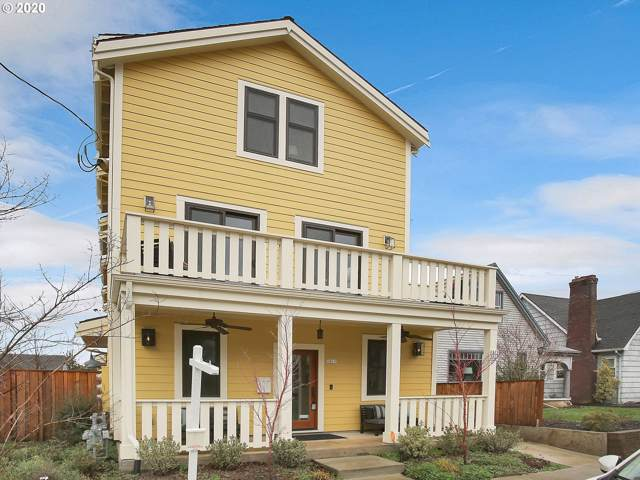 1813 N Colfax St, Portland, OR 97217 (MLS #20032522) :: Next Home Realty Connection