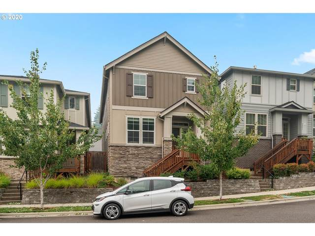 9369 SW Chopin Ln, Portland, OR 97225 (MLS #20032729) :: The Liu Group