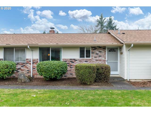 14981 SE Grant Ct 50D, Portland, OR 97233 (MLS #20032779) :: Next Home Realty Connection