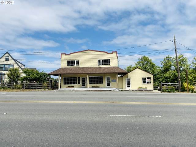 62905 Highway 101, Coos Bay, OR 97420 (MLS #20032815) :: Beach Loop Realty