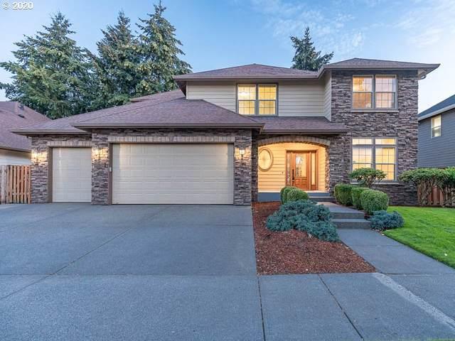 19703 SE 3RD Way, Camas, WA 98607 (MLS #20033047) :: Townsend Jarvis Group Real Estate
