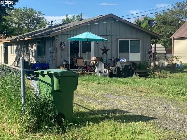 207 Harrison Ave, La Grande, OR 97850 (MLS #20033258) :: Fox Real Estate Group