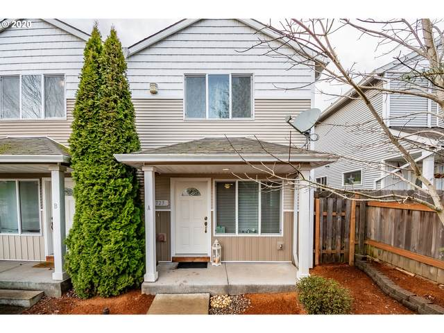723 SE 148TH Ave, Portland, OR 97035 (MLS #20033395) :: Change Realty