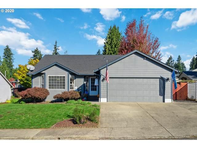 5310 NE 71ST St, Vancouver, WA 98661 (MLS #20033446) :: Change Realty