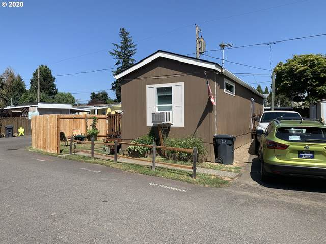 17125 SE 82ND Dr #5, Clackamas, OR 97015 (MLS #20033631) :: Next Home Realty Connection