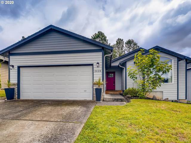 2428 NW Norwood St, Camas, WA 98607 (MLS #20033706) :: The Liu Group