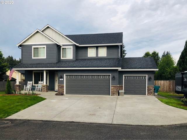 108 S Dylans Ct, Yacolt, WA 98675 (MLS #20033998) :: Fox Real Estate Group