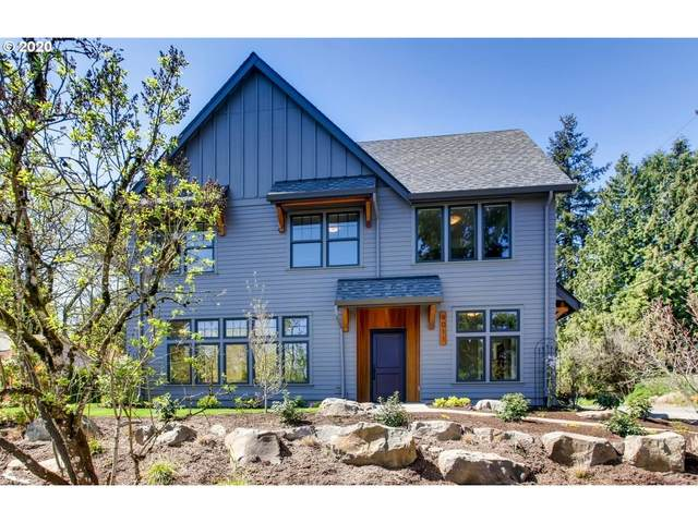 9011 SW 40th Ave, Portland, OR 97219 (MLS #20034280) :: Holdhusen Real Estate Group