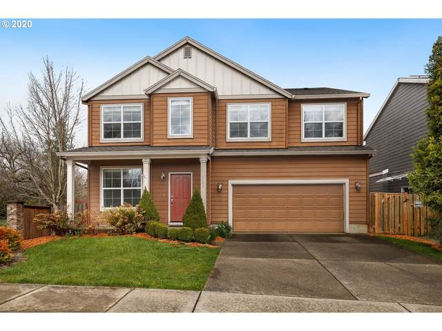 2895 SE Quail Dr, Gresham, OR 97080 (MLS #20034561) :: Song Real Estate