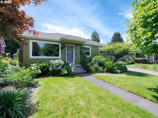 4112 SE Rex St, Portland, OR 97202 (MLS #20034648) :: Duncan Real Estate Group