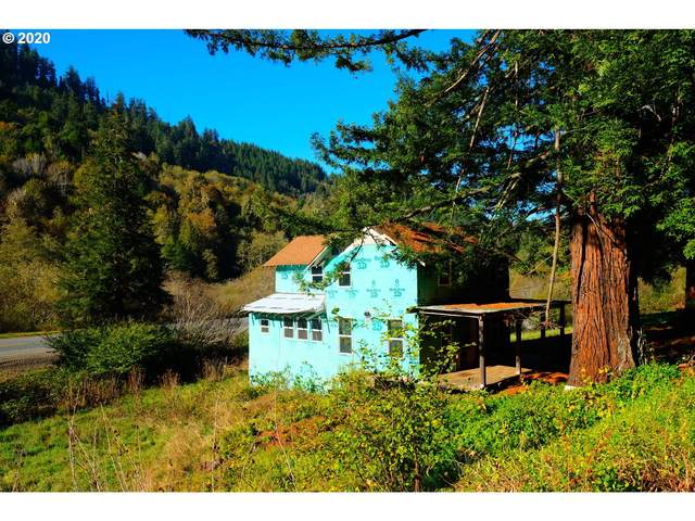 15961 Hwy 42, Myrtle Point, OR 97458 (MLS #20035066) :: Change Realty
