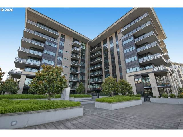 1830 NW Riverscape St #805, Portland, OR 97209 (MLS #20035491) :: Change Realty