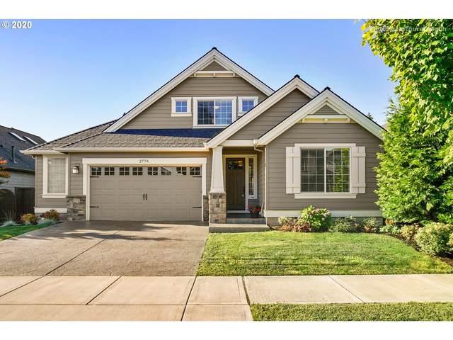 2776 SE Waibel Dr, Hillsboro, OR 97123 (MLS #20035724) :: Cano Real Estate