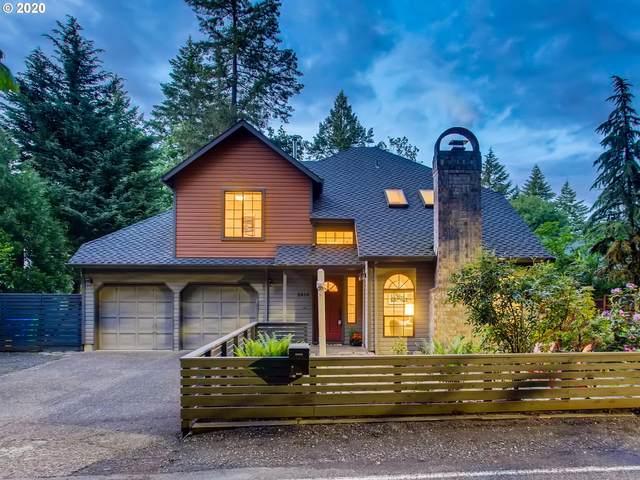2614 SW Fairmount Blvd, Portland, OR 97239 (MLS #20037008) :: Holdhusen Real Estate Group