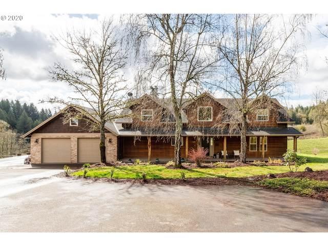 15590 S Maplelane Rd, Oregon City, OR 97045 (MLS #20037692) :: McKillion Real Estate Group