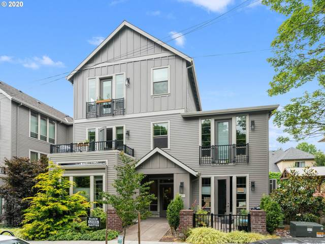 1805 SE Madison St #303, Portland, OR 97214 (MLS #20037783) :: Stellar Realty Northwest