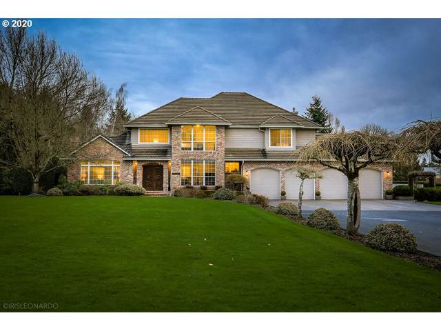 15611 NW 25TH Ave, Vancouver, WA 98685 (MLS #20038052) :: The Liu Group