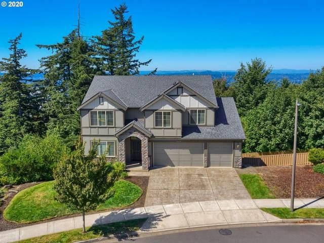 10749 SE Turnberry Loop, Happy Valley, OR 97086 (MLS #20038285) :: Fox Real Estate Group